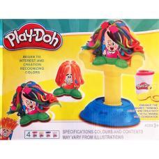 Набор для лепки Парикмахерская Play-Doh