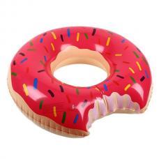 Надувной круг Пончик 70 см оптом