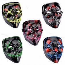 Светодиодная маска для вечеринок