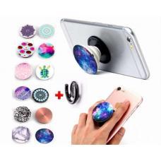 Popsocket (попсокет) складной держатель для телефона