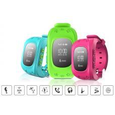 Детские часы smart baby watch Q50 с GPS оптом