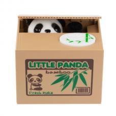 Интерактивная копилка Mischief bank Панда-воришка