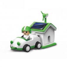 Конструктор на солнечной батарее Green Life оптом