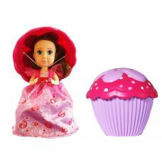 Кукла сюрприз капкейк Cupcake Surprise 15 см оптом