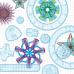 Набор для рисования узоров Spirograph deluxe оптом
