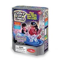 Светящийся конструктор Light up links 158 деталей
