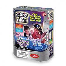 Светящийся конструктор Light up links 158 деталей оптом