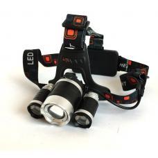 Налобный фонарь high power headlamp Сree t6 оптом