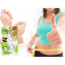 Магнитные кольца для похудения SlimFit 2 шт оптом
