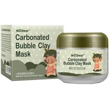 Пузырьковая маска для лица BIOAQUA Carbonated Bubble Clay Mask – 100g