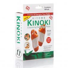 Пластыри для вывода токсинов Kinoki 10 шт