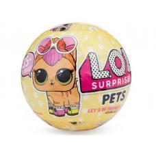 Кукла в Шаре LOL Surprise Pets (1 шт.) оптом