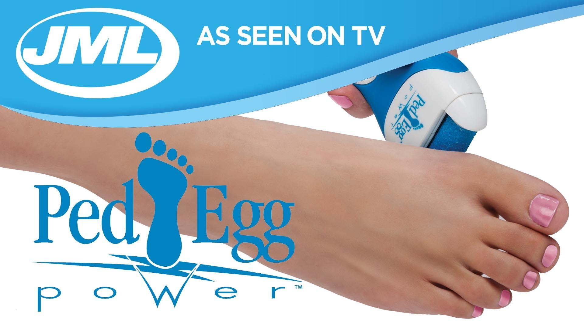 Картинки по запросу Пилка для огрубевшей кожи ног Ped Egg Powerball