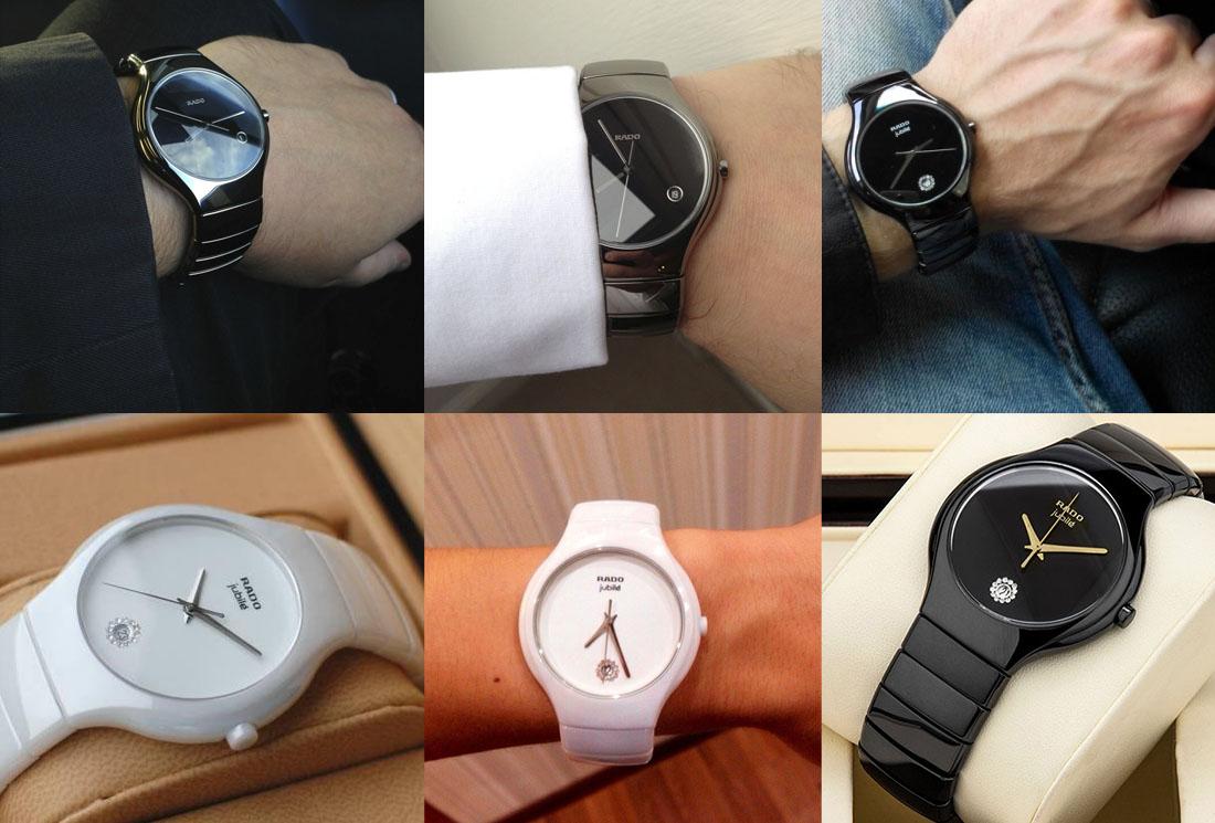 Купить Часы Rado Jubile True оптом в Москве от 320 рублей   trendoptom.ru b1ab698153a