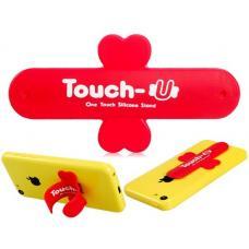 Держатель смартфона силиконовый Touch-u оптом