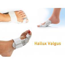 Фиксатор от вальгусной деформации Hallux Valgus (пластик) оптом